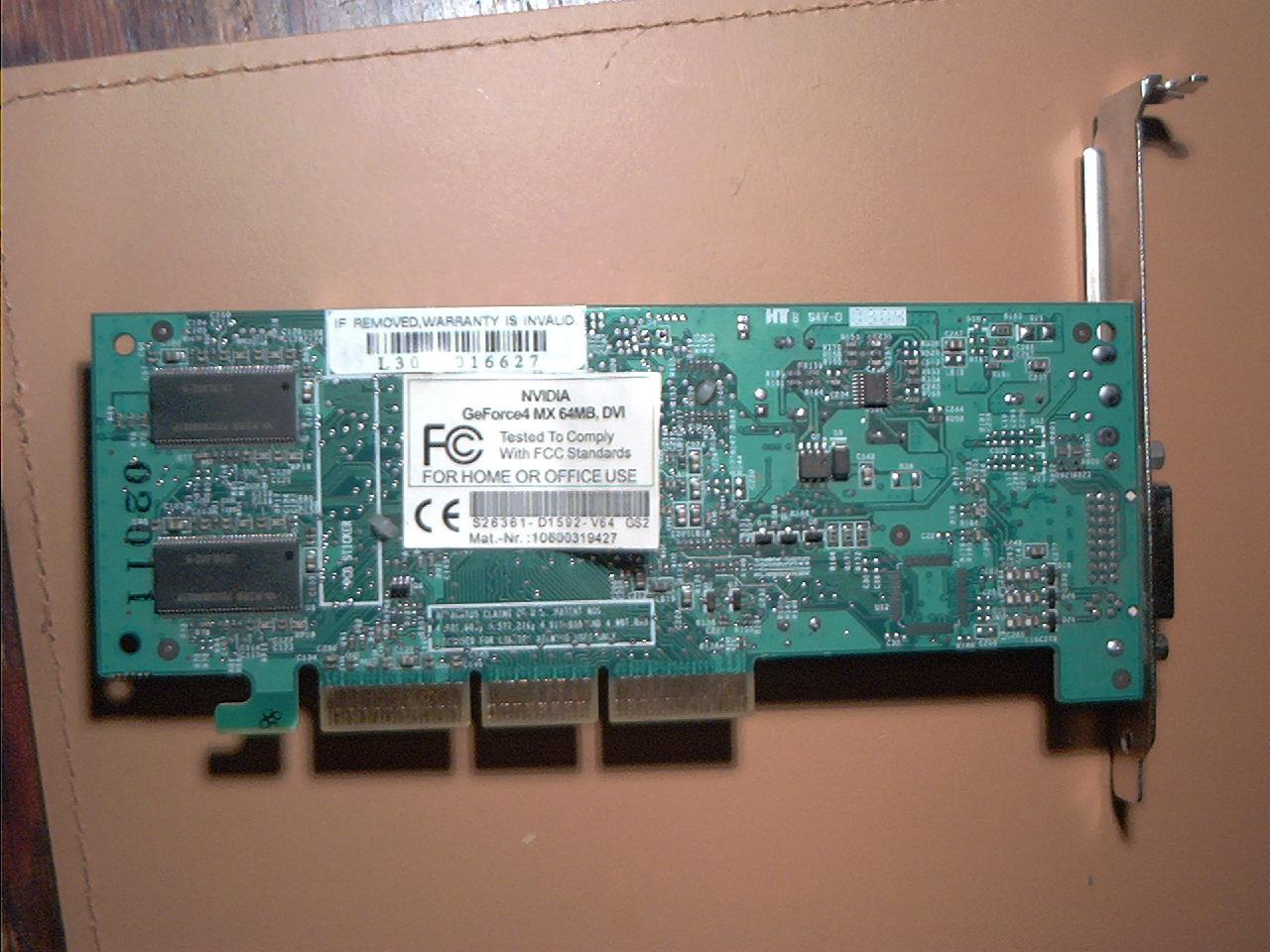 nvidia geforce 440 with agp8x скачать драйвер